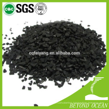 newest odor control activated carbon granules
