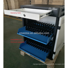 ZMEZME high quality raw materials charging cart for ipad tablet school