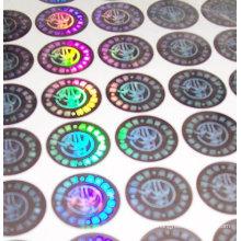 Шанхай горячая продажа пользовательские голограмма наклейка 3D голограмма