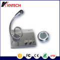 2017 Koontech Bank Window Intercom System Kndj-01 Intercomunicador de ligação dupla