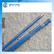 7 and 12 Degree Forged Taper Drill Rod