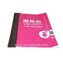 Bolsa de plástico impresa para enviar por correo