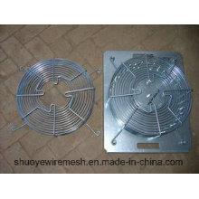 Auspuff Axial Metall Lüfterabdeckung Lüfterschutz