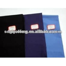 Tissu de coton Spandex 97% coton 3% élasthanne pour le commerce de gros 32 * 16 + 70d