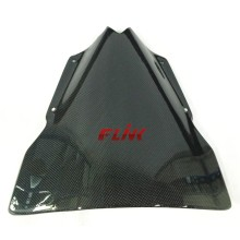 Pára-brisas de fibra de carbono da motocicleta para YAMAHA R6 08-09