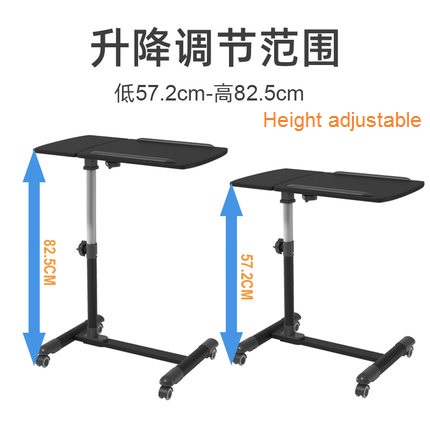 height adjustable for laptop table
