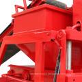 Bloque de enclavamiento de tierra comprimido de alta calidad que hace la máquina para la construcción