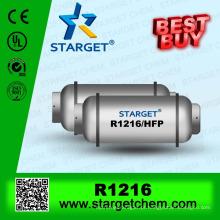 Perfluoropropylene (HFP R1216) / C3F6 para o agente do extintor, também o fornecedor r227ea