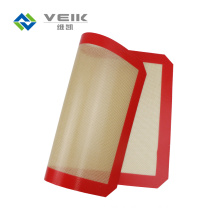 0.7mm Thickness 295*420mm Silicone Baking Mat