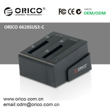 ORICO 6628SUS3-C HDD docking station