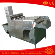 200kg High Efficient Durable Boiled Chicken Egg Peeling Machine