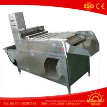 Máquina de casca fervida durável eficiente alta do ovo da galinha 200kg