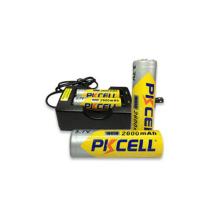 Cargadores de batería de 3.7V para la batería recargable 18650