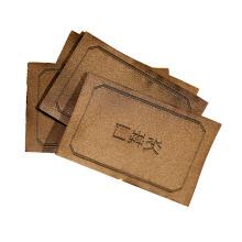 Custom Satin Needle Loom Woven Label Woven Brand Label For Beanie