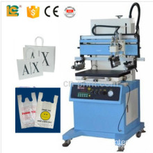 Plane vacuum screen printer machine