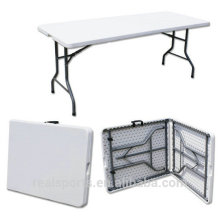 Mesa de jantar resistente e cadeiras grandes mesas de dobramento e cadeiras