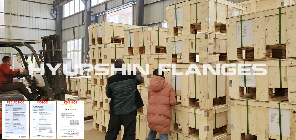 hyupshin_flanges_flanges_package_plywood_box_delivery_stock