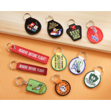 A01 Embroidered Keyholders
