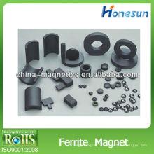 кольцо блок дуги большие изотропного феррита магниты