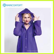 Reusable Lightweight Women′s Fashion Rainwear (RVC-053)