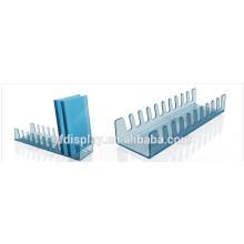 Blauer Acryl CD Halter für Verkauf