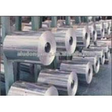 Folha de bateria de alumínio