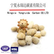 Low price polished pebbles / cobbles for garden decoration