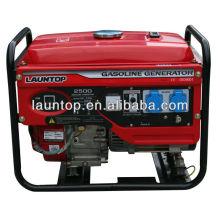 2.5kw Benzin-Generator Satz Serie 50hz 3000rpm