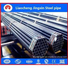 Tubo de soldadura Q235 de 4 mm de espesor en Shandong