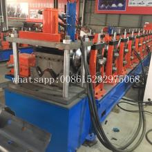 Ce Passed αυτοκινητόδρομο Guardrail Cold Roll Forming Machine
