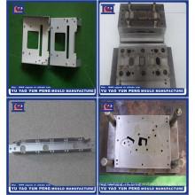 Yuyao Stamping die maker Precision alumínio Die Casting / Stamping Mold para lâmpada / eletrônicos / peças de computador
