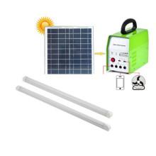 20wp Solar Home System con carga móvil USB