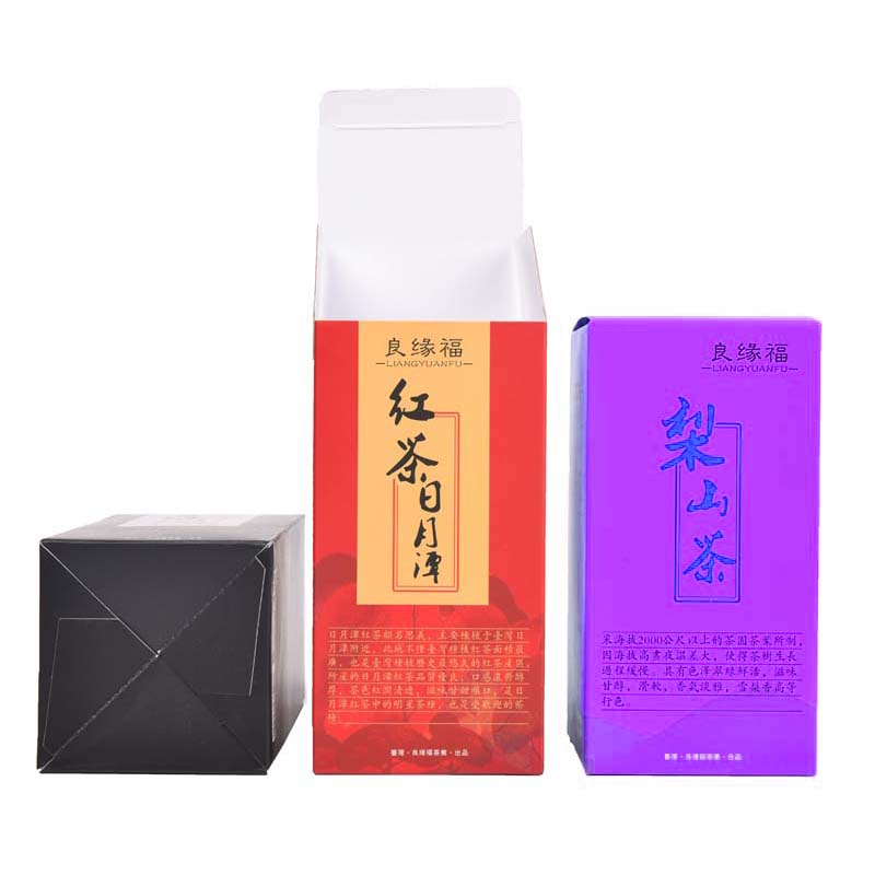 High-grade Tea Packaging Cartons