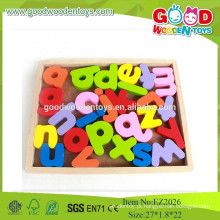 2015 Kids Board Colorful Numbers Wooden Letter Box