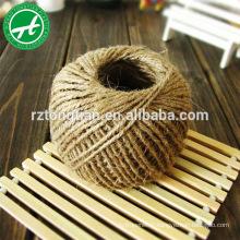 Natura corde de chanvre torsadée corde de sisal pour les chats gratter post jouets faisant DIY bureau pied tabouret chaise jambes