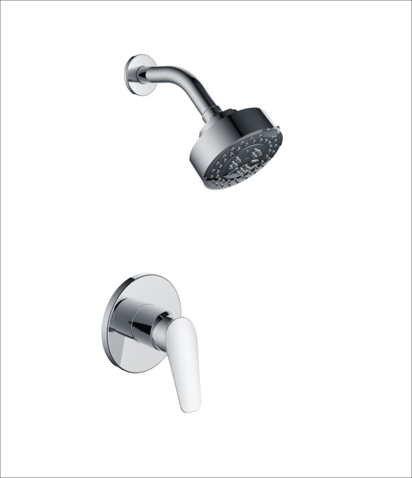 Single-Function Tub and Shower faucet Trim Kit mixer