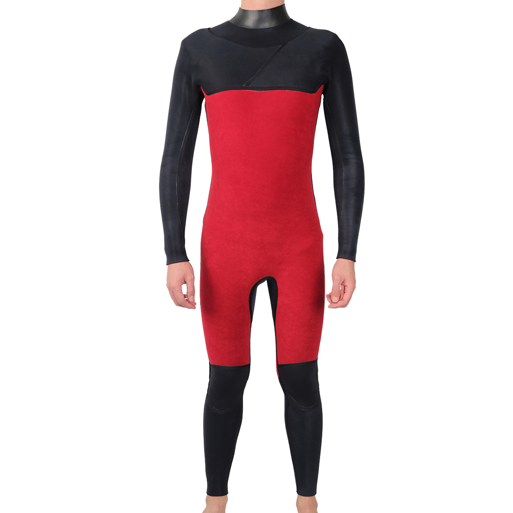 Seaskin Mens Chest Zip Wetsuits