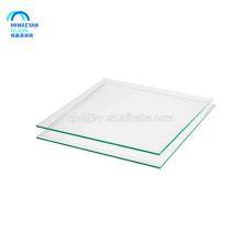 15mm 19mm custom cut size clear tempered glass panel for swim pool with CE Certificate