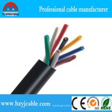 450 / 750V Muticore Flexible Aufzugskabel, Automotive Control Cable