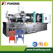 Нинбо fuhong 800ton пластиковый стул литья мотора сервопривода машины с фиксированной насоса