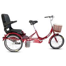 20-дюймовые сплава рама 3 колеса трицикл