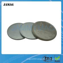 Zn coating magnet standard neodymium magnet online