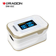 DW-81C CE Approved Hospital SPO2 Fingertip Pulse Digital Oximeter With OLED Screen