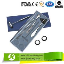 Instrument médical à 2 fonctions, marteau réflex