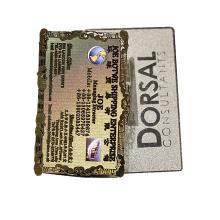 custom private printing metal magnetic stripe card