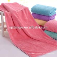 conjunto de toalha de lã coral quente super macia super macio