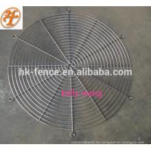 rejilla de protección del ventilador