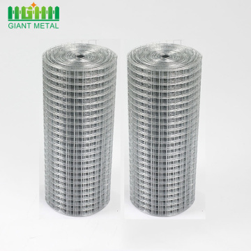 Factory+PVC+Galvanized+Welded+Wire+Mesh+Roll
