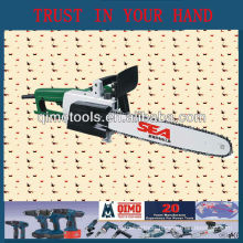 drill aluminum 45 degree saw