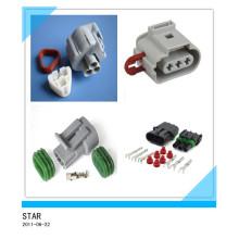 3 Pin Way wasserdichte elektrische Draht Stecker